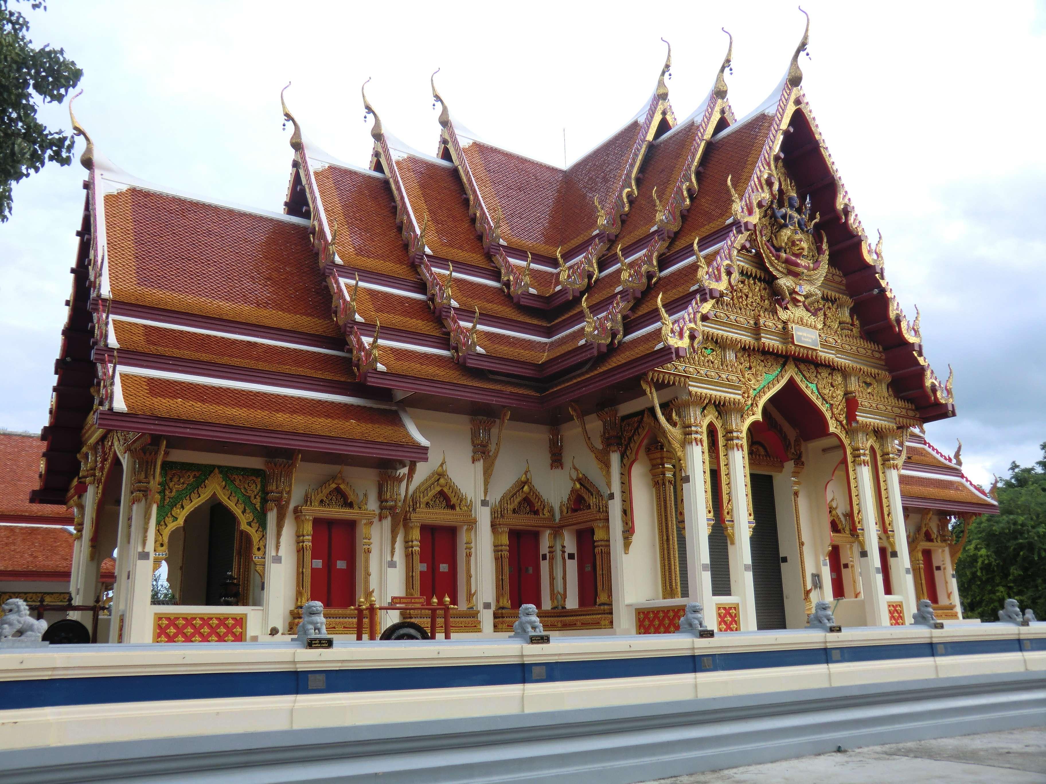 Wat Khao Lak