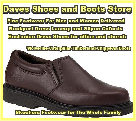 daves shoe store