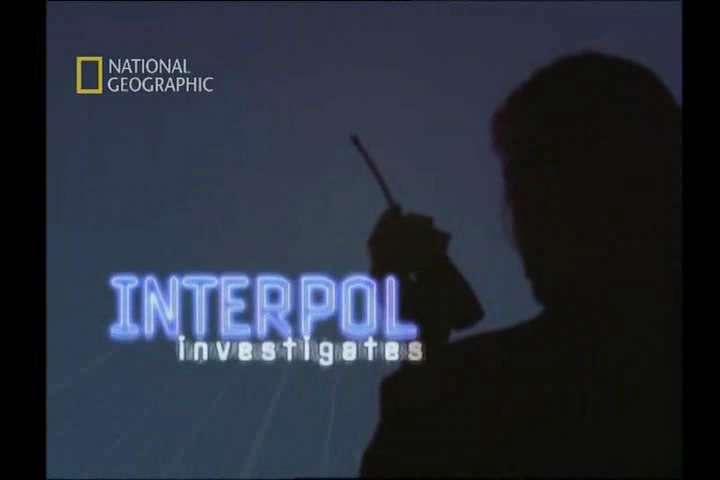 National Geographic - İnterpol Araştırmaları Boxset 8 Bölüm DVBRIP Türkçe Dublaj